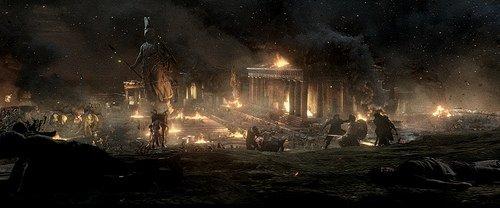 300: Bir İmparatorluğun Yükselişi filminden kareler