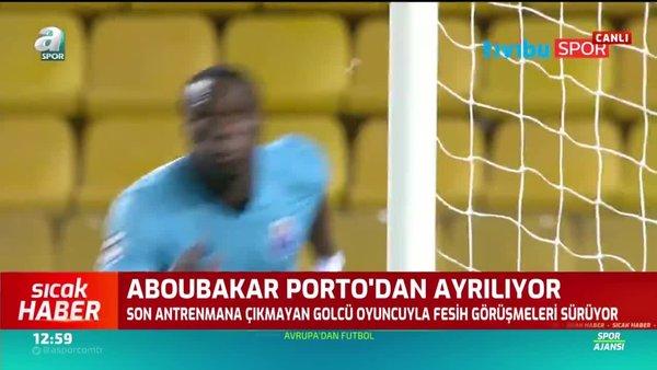 Vincent Aboubakar Beşiktaş'a doğru!