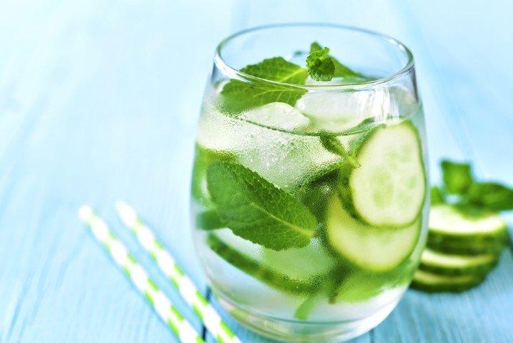 Yazın artan sıvı kaybına dikkat! Düşük kalorili 7 yaz içeceği
