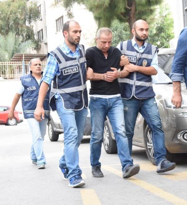 İzmir'deki soyguncu 23 yıllık polis memuru çıktı!
