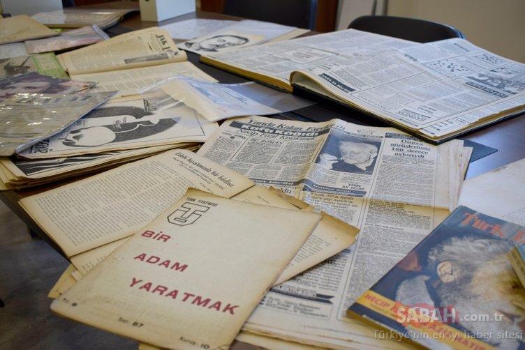 Türk edebiyatının üstadı vefatının 36. yılında anılıyor! Necip Fazıl Kısakürek müzesi açıldı