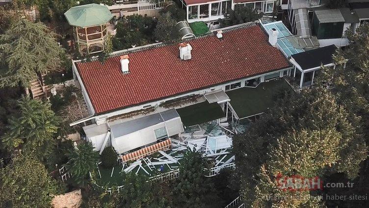 Adnan Oktar'ın kaçak villalarında flaş gelişme