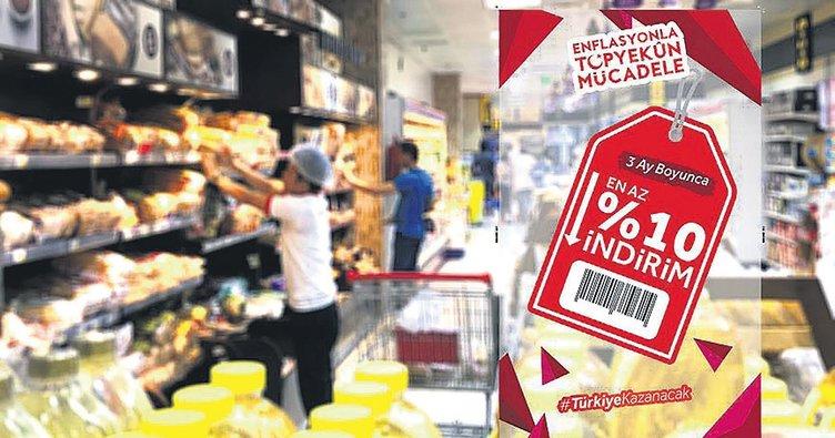 Türkiye'den enflasyona karşı ortak mücadele
