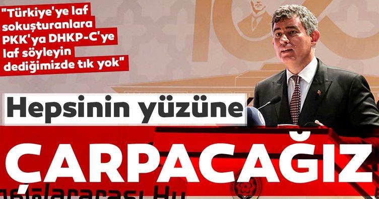 TBB Başkanı Metin Feyzioğlu: Hepsinin yüzüne çarpacağız...