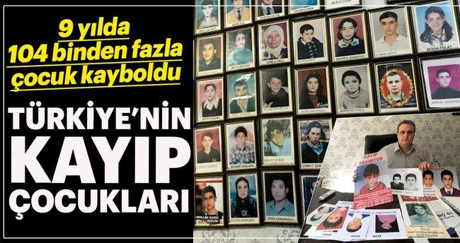 Türkiye'nin kayıp çocuk raporu - En Son Haber