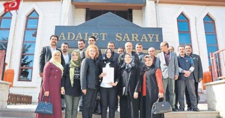 MHP Korkuteli ilçe yönetimi feshedildi