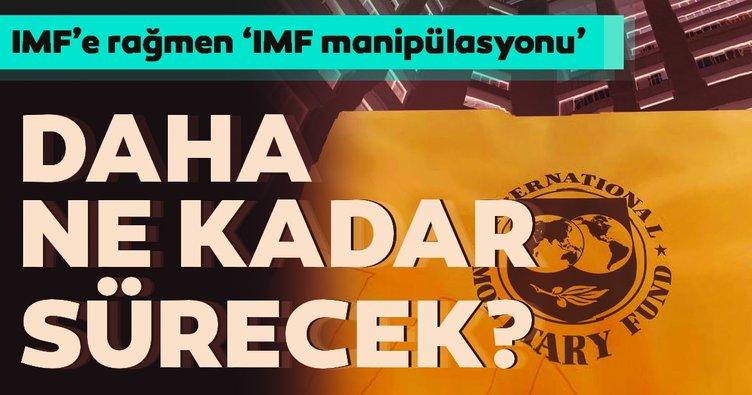 Kerem Alkin: IMF'e rağmen 'IMF manipülasyonu'