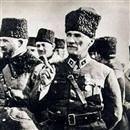 Mustafa Kemal Paşa azetecilere açıklamalarda bulundu