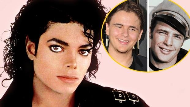 Michael Jackson'ın oğlunun biyolojik babası Marlon Brando mu?
