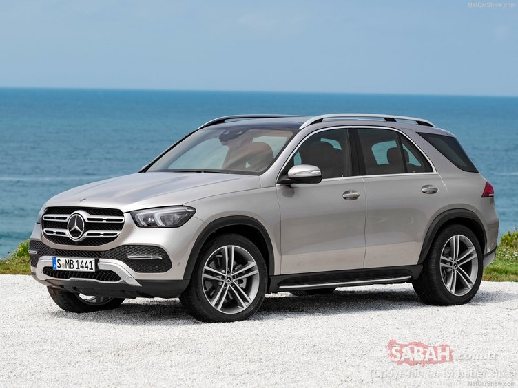 2020 Mercedes-Benz GLE tanıtıldı! Yeni Mercedes-Benz GLE'nin özellikleri