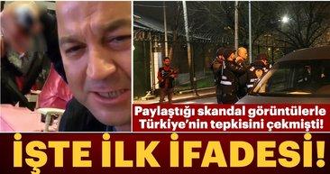 Murat Özdemir'in ifadesi ortaya çıktı