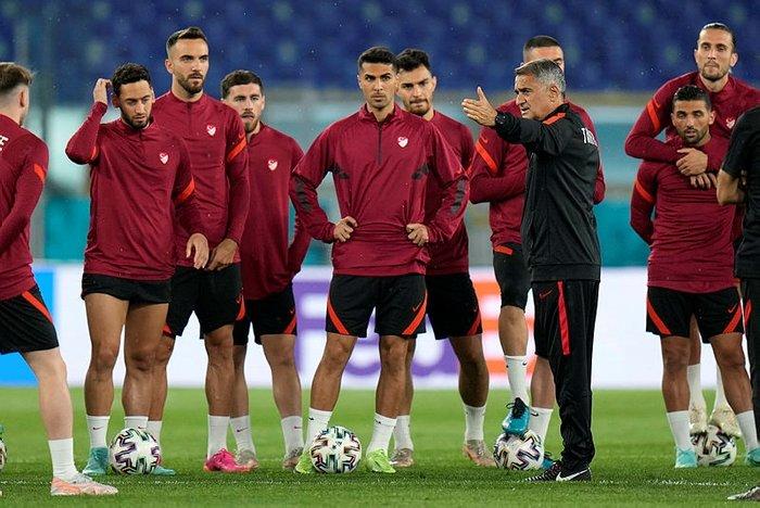 Son dakika: Türkiye'nin EURO 2020 macerası başlıyor! İşte İtalya maçının muhtemel 11'leri... 13