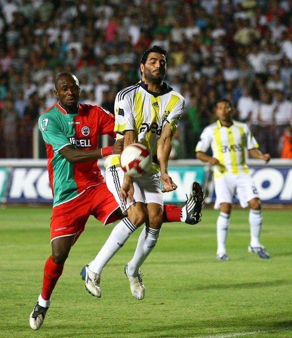 Diyarbakırspor - Fenerbahçe