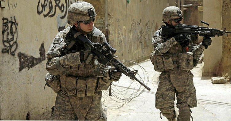 Kuzey Irak'ta 2 ABD askeri öldü!
