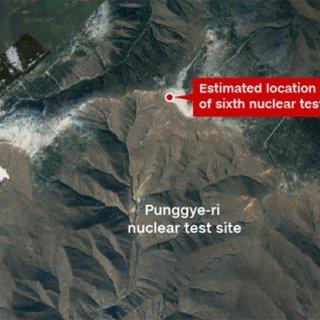 Son dakika... Kuzey Kore'ye indiler! Nükleer test alanına gidiyorlar...