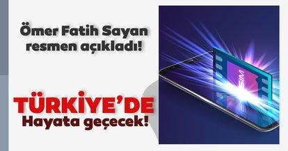 eSIM Türkiye'de hayata geçecek! Ömer Fatih Sayan açıkladı! eSIM nedir?