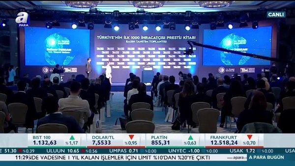 Ticaret Bakanı Ruhsar Pekcan: Pandemiye rağmen bu yıl da ihracatta kayda değer bir performans ortaya koyuyoruz