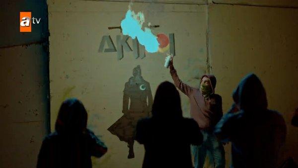 atv'nin merakla beklenen yeni dizisi 'Akıncı'dan ilk görüntüler   Video