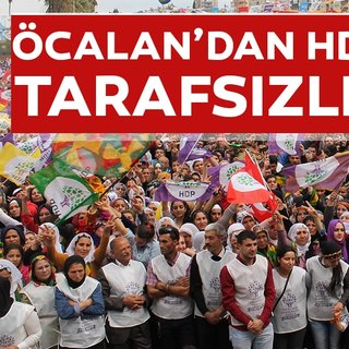 Son dakika haberi:Öcalan'dan HDP'ye '23 Haziran' çağrısı!