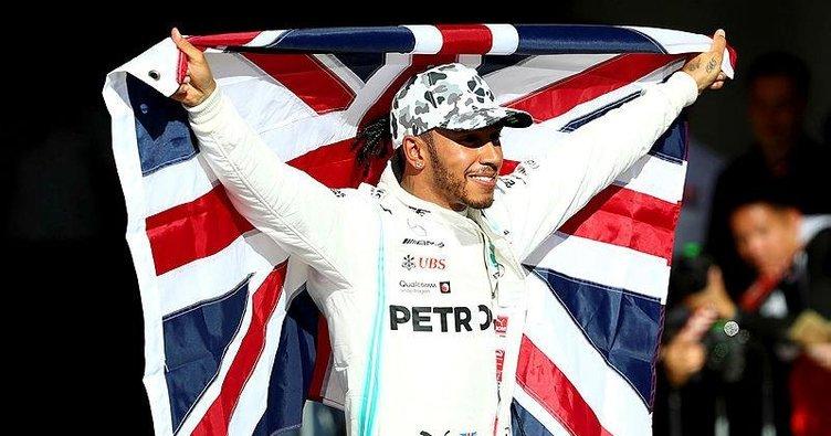 Formula 1'de şampiyon Lewis Hamilton: Tarihi rekora 1 kaldı