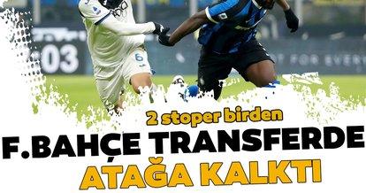 Fenerbahçe transferde atağa kalktı! 2 stoper birden