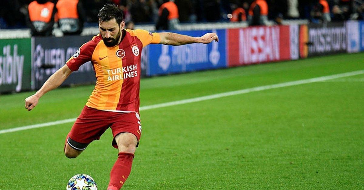 Galatasaraylı Şener Özbayraklı Için Göztepe Devrede - Son Dakika Spor  Haberleri