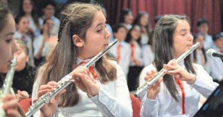 Muratpaşa'nın gençlik orkestrası müzisyen arıyor