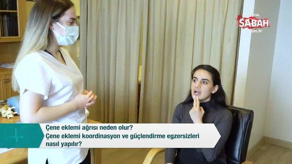 Fizik Tedavi ve Rehabilitasyon Uzmanı Doç. Dr. Hasan Kerem Alptekin cevaplıyor; Çene eklemi ağrısı neden olur? Çene eklemi koordinasyon ve güçlendirme egzersizleri nasıl yapılır?