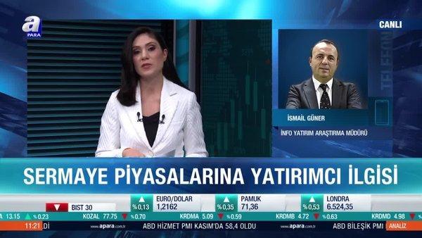 İsmail Güner: Borsa İstanbul'da yabancı takas oranı yüzde 50'in üzerine çıktı