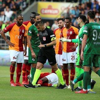 Rizespor'dan Galatasaray maçı için iptal başvurusu
