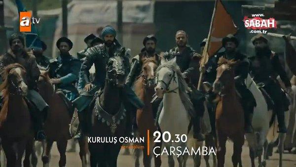Kuruluş Osman 57. Bölüm Fragmanı yayınlandı   Video