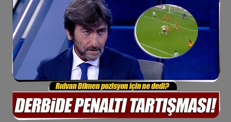 Derbide penaltı tartışmaları...