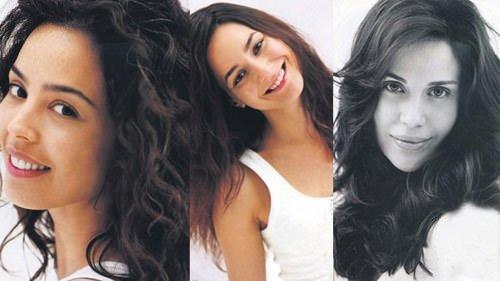 5 kadın 5 gerçek yüz