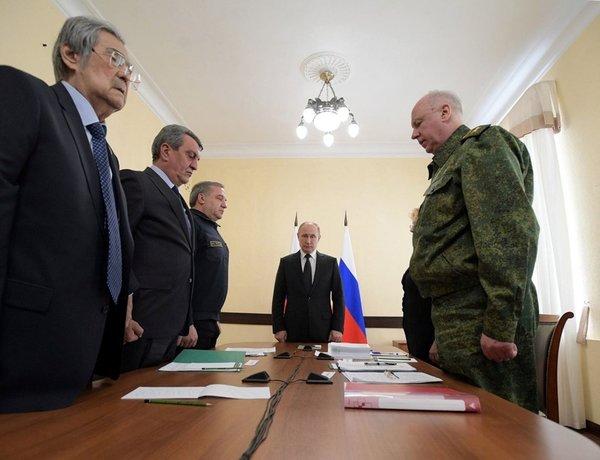 Putin AVM yangını hakkında konuştu