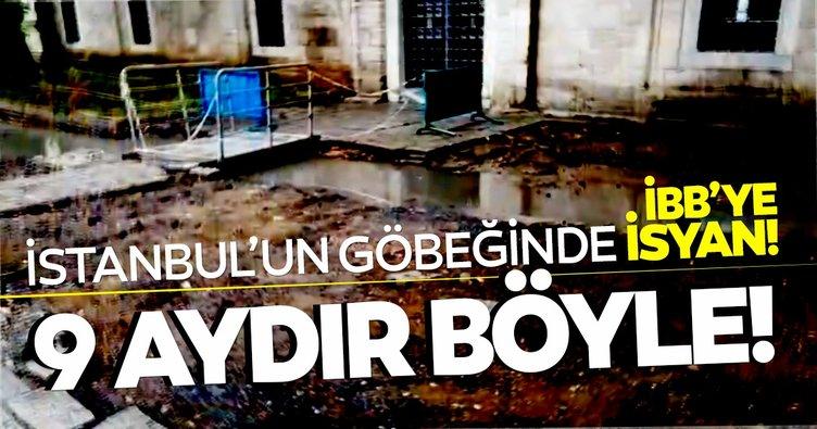 İstanbul'un göbeğinde isyan! İBB 9 aydır Beyazıt esnafı ve sahafları mağdur ediyor