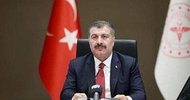 Bakan Fahrettin Koca son dakika açıkladı: 16 Ocak koronavirüs tablosu... İşte Türkiye'de koronavirüs vaka sayısı son durum verileri