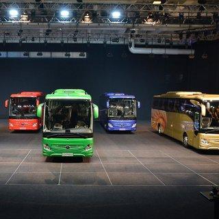 Mercedes, Tourismo'yu baştan yarattı