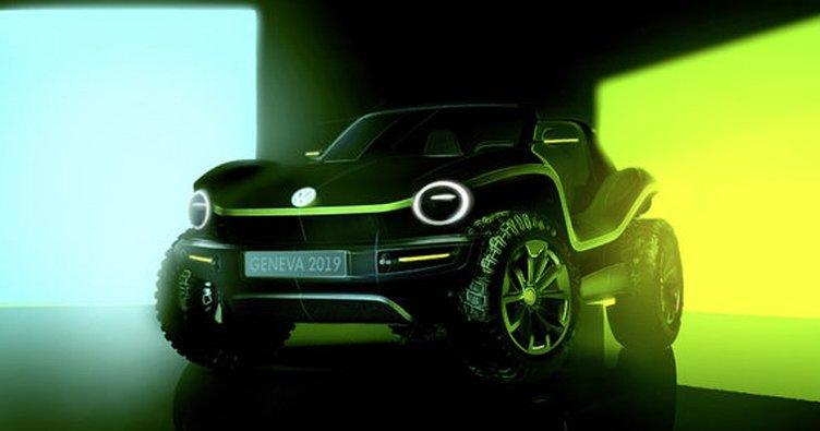 Volkswagen'in efsanesi Buggy elektrikli olarak geri dönüyor