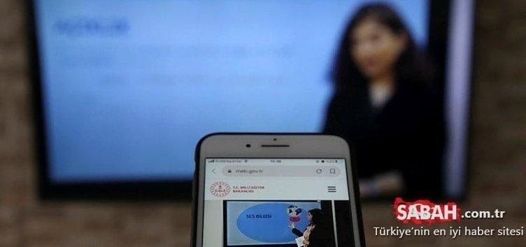 EBA TV CANLI İZLE: 16 EYLÜL TRT EBA TV canlı yayın izle ekranı ile ilkokul, ortaokul ve lise ders programı! Bugün hangi dersler var?