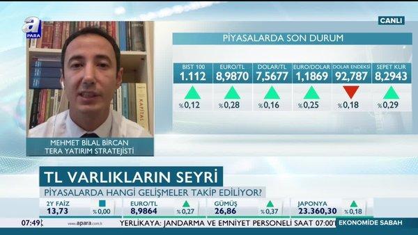 Mehmet Bilal Bircan beklenti anketini değerlendirdi: Türkiye ekonomisinin 2021 yılı için beklentilerin iyileşmesine neden olabilir