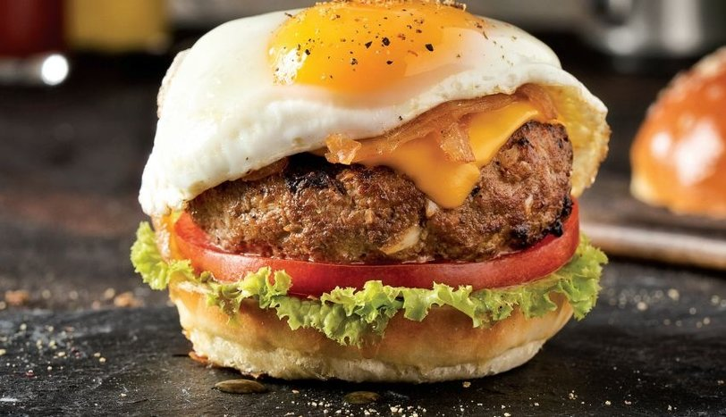 Yumurtalı Burger