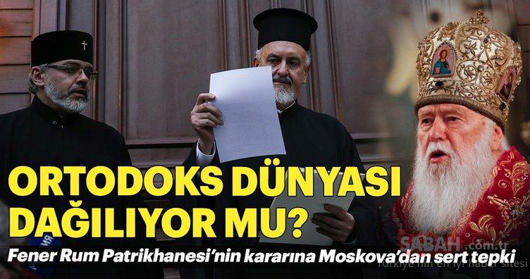 Ortodoks dünyasını karıştıran karar