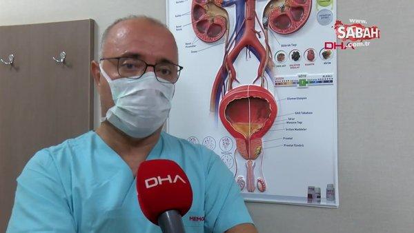 Son dakika haberi   Koronavirüsü salgınında erkeklere kısırlık kabusu! Covid-19 spermleri nasıl etkiliyor?   Video