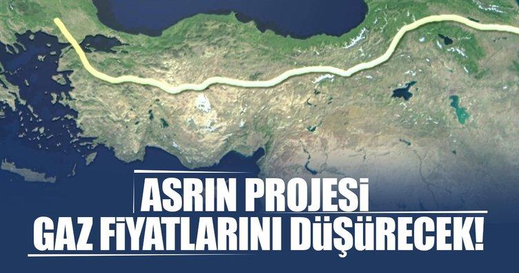 TANAP bitince Türkiye'de doğal gaz ucuzlayabilir