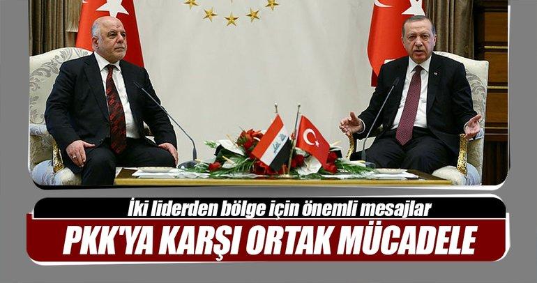 PKK'ya karşı ortak mücadele