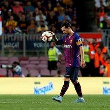 Barcelona'dan ilk puan kaybı