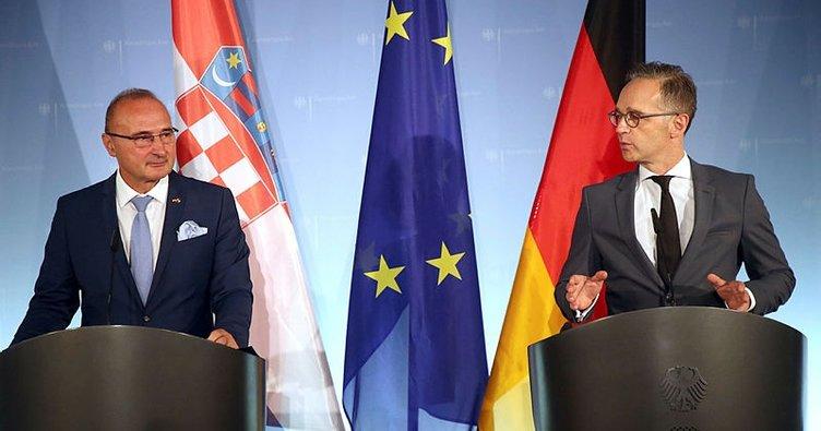 Almanya'dan Kuzey Makedonya ve Arnavutluk açıklaması