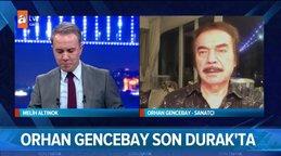 Orhan Baba'dan canlı yayında yeni şarkı ve film müjdesi   Video