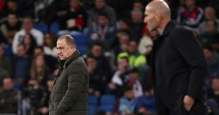 Fatih Terim, Real Madrid yenilgisini yorumladı: Utandık