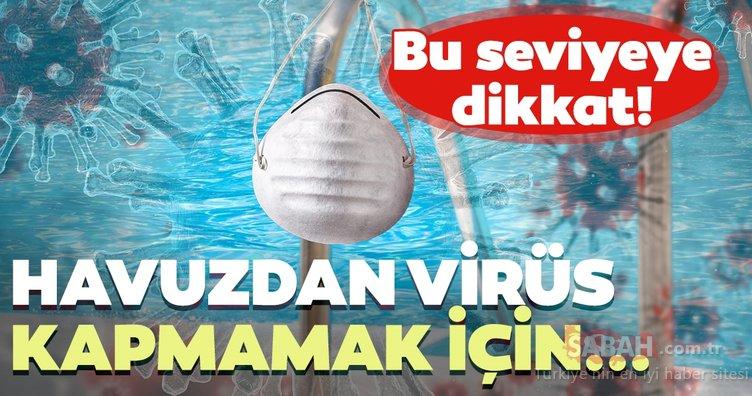 Yüzme havuzlarında enfeksiyondan korunmak için neler yapılmalı?